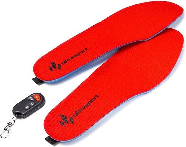 Las mejores plantillas calefactables con mando a distancia